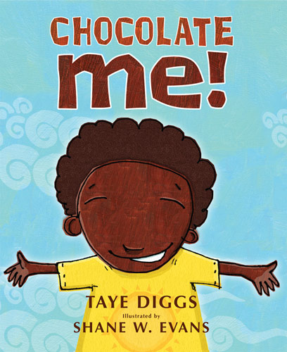 Chocolate Me - the book